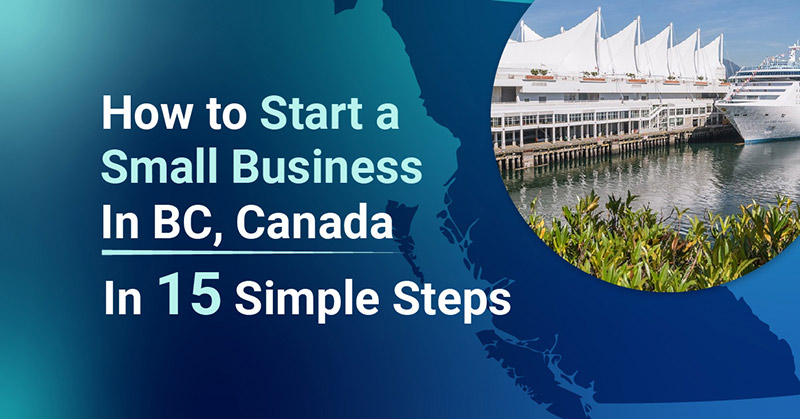 How to start a business in bc