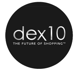 dex10 logo icon