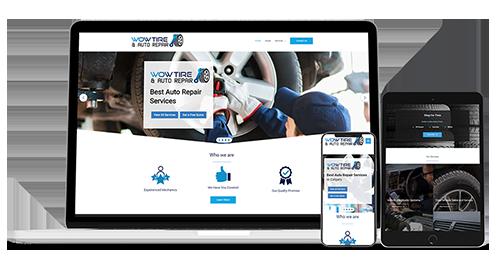 canadian web design auto