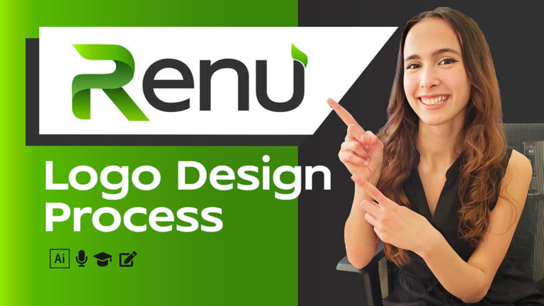 Logo Design Process with a Client   5 Step Tutorial from Start to Finish